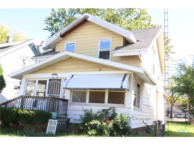 Toledo Single Family Home For Sale: 1730 Calumet Avenue