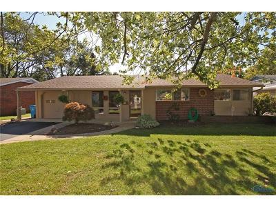 Toledo Single Family Home For Sale: 3161 Gracewood Road