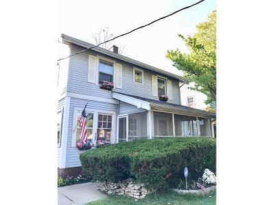 Toledo Single Family Home For Sale: 4147 Belmar Avenue
