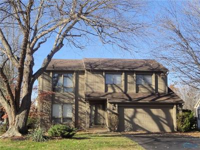 Sylvania Single Family Home For Sale: 3845 Wheatlands Road