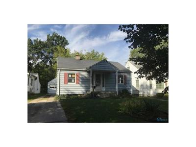Toledo OH Single Family Home For Sale: $36,040