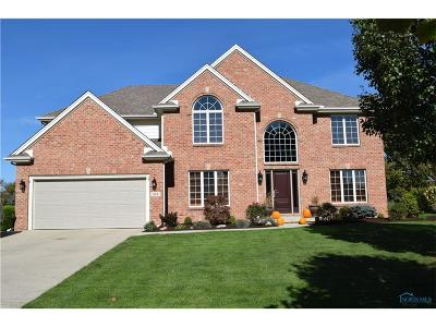 Perrysburg Single Family Home For Sale: 527 Prairie Rose Drive