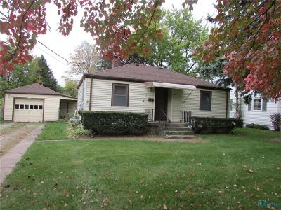 Perrysburg Single Family Home For Sale: 560 W 7th Street