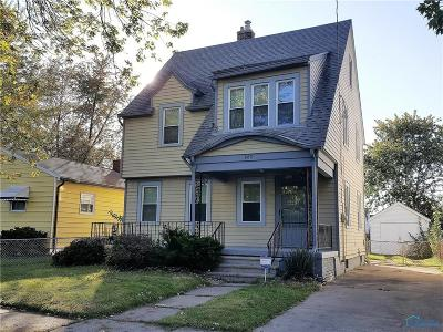 Toledo Single Family Home For Sale: 662 Caswell Avenue