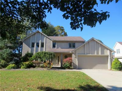 Holland Single Family Home For Sale: 104 Deerfield Drive