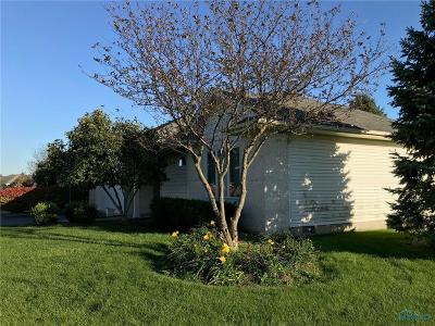 Maumee Condo/Townhouse For Sale: 8183 Quarry View Place