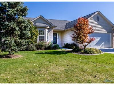 Maumee Single Family Home For Sale: 4751 Port Drive