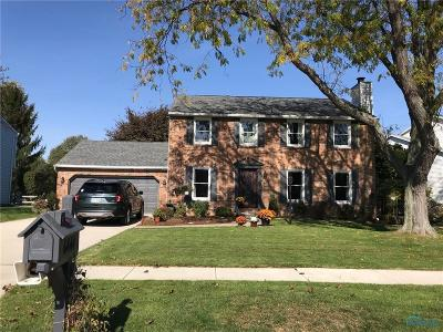 Maumee Single Family Home For Sale: 6444 Scarsdale Road