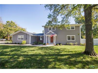 Single Family Home For Sale: 404 Lafayette Boulevard