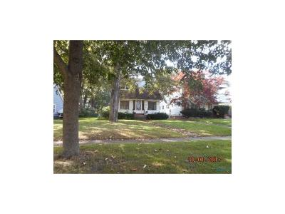 Toledo Single Family Home For Sale: 4127 Templar Road