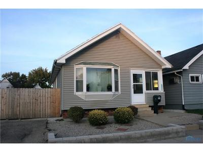 Toledo OH Single Family Home For Sale: $48,900