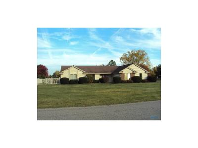 Bryan OH Single Family Home For Sale: $146,500