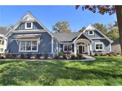 Sylvania Single Family Home Contingent: 5936 Snowlight Court