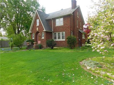 Perrysburg Single Family Home For Sale: 29286 E River Road
