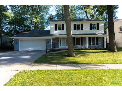 Sylvania Single Family Home For Sale: 6745 Gaines Mill Drive