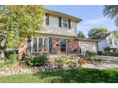 Waterville Single Family Home Contingent: 870 Cherry Lane