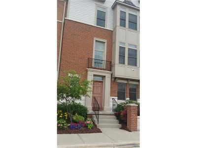 Perrysburg Condo/Townhouse For Sale: 5170 Bostwick Road