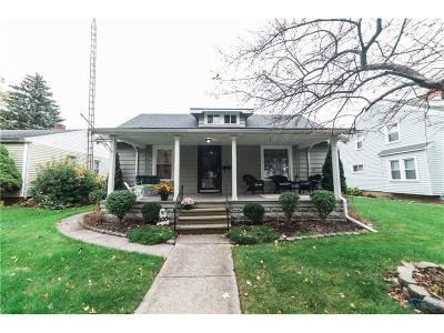 Maumee Single Family Home Contingent: 316 W John Street