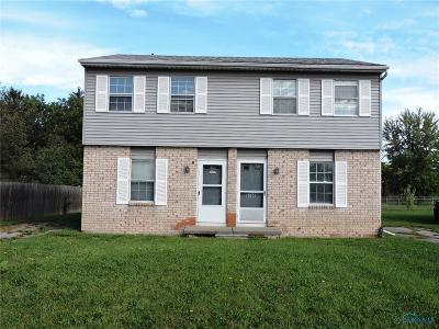 Rossford Multi Family Home For Sale: 656 Bruns Drive