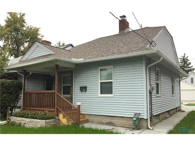 Rossford Single Family Home For Sale: 192 Osborn Street