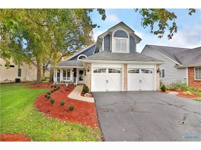Perrysburg Single Family Home For Sale: 9384 Golf Creek Lane