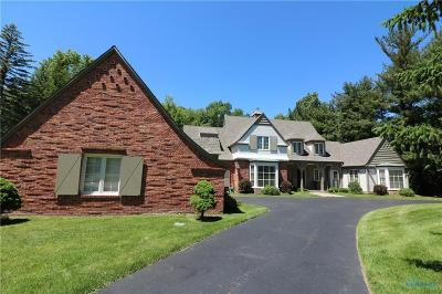 Toledo Single Family Home For Sale: 5275 Cambrian Road