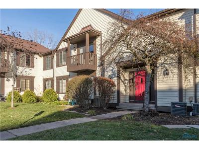 Condo/Townhouse For Sale: 4521 W Bancroft Street #5