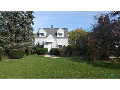 Swanton Single Family Home For Sale: 11420 W Central Avenue
