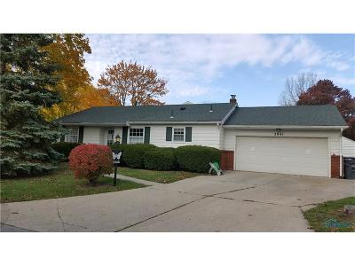 Toledo Single Family Home For Sale: 3941 Beechway Boulevard