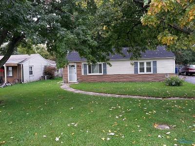 Perrysburg Single Family Home For Sale: 28695 Georgia Road