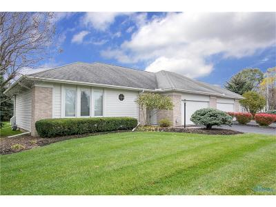 Maumee Condo/Townhouse Contingent: 8147 Quarry Road