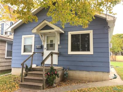 Rossford Single Family Home For Sale: 188 Osborn Street