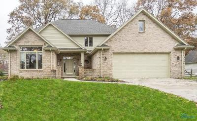 Single Family Home For Sale: 8804 Orchard Lake Road