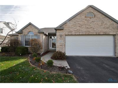 Perrysburg Single Family Home For Sale: 7187 East Lake Court