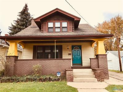 Toledo Single Family Home For Sale: 516 Carlton Street