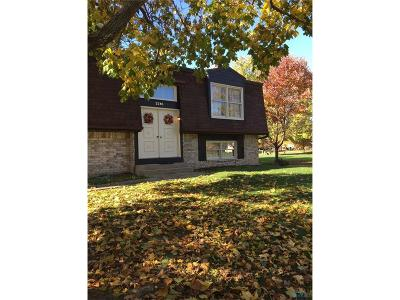 Toledo Single Family Home For Sale: 2246 Brothan Drive