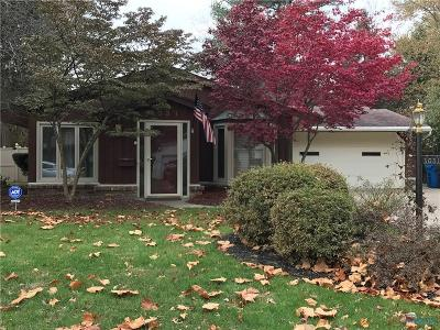 Toledo Single Family Home For Sale: 3031 Elmview Drive