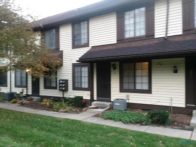 Toledo Condo/Townhouse For Sale: 4515 W Bancroft Street #6