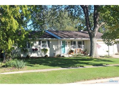 Perrysburg Single Family Home For Sale: 874 Bexley Drive