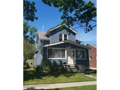 Toledo Single Family Home For Sale: 2342 Portsmouth Avenue