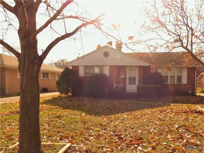 Toledo Single Family Home For Sale: 2321 W Alexis Road