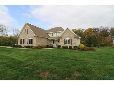 Perrysburg Single Family Home For Sale: 15618 John F McCarthy Way