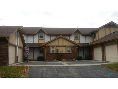 Toledo Condo/Townhouse For Sale: 5660 Tibaron Lane #C