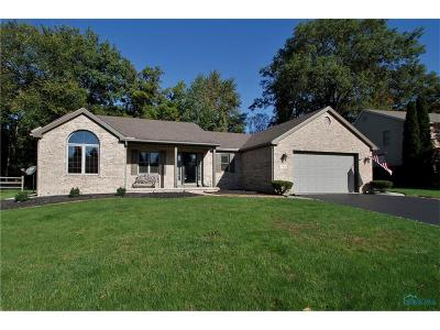 Sylvania Single Family Home For Sale: 7424 Country Meadow Court