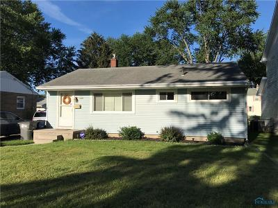 Toledo Single Family Home For Sale: 4624 Boydson Drive
