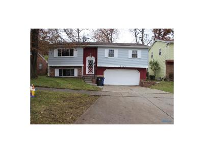 Toledo Single Family Home For Sale: 6003 Tetherwood Drive