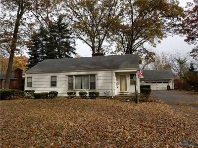 Toledo Single Family Home For Sale: 4906 Elm Place