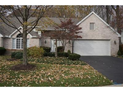 Toledo Condo/Townhouse For Sale: 6568 Carrietowne Lane
