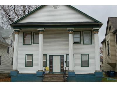 Toledo Single Family Home For Sale: 2015 N Summit Street