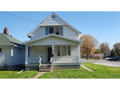 Rossford Single Family Home For Sale: 104 Hillsdale Avenue